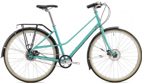 Genesis Columbia Road Bike Teal  2018
